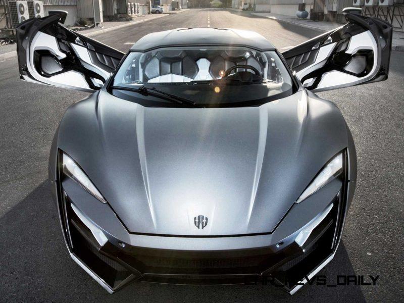Car-Revs-Daily.com - W Motors LYKAN HyperSport 40