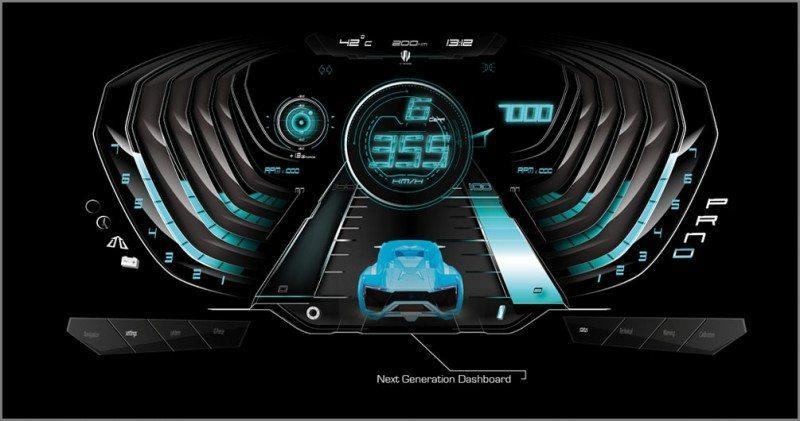 CarRevsDaily Supercars - Best of 2013 - W Motors Lykan HyperSport 15