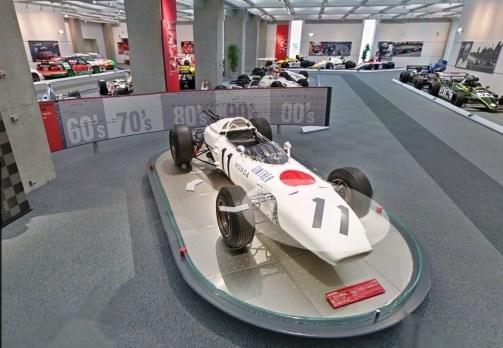 Honda Heritage Celebration -- Official Togichi Museum PhotoSpheres -- 71 Honda-isms and Milestone Achievements Since 1936 9