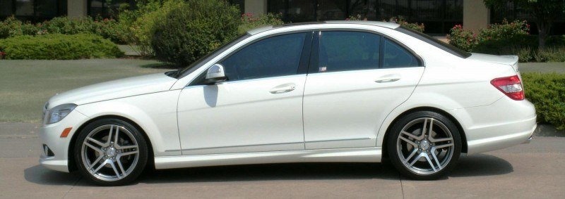 Introducing Special Contributor Andy Stella -- How to Trade Up from a 1995 Buick Skylark to a 2013 Mercedes-Benz C300 4Matic5