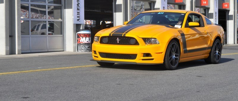 Mustang 50th Anniversary - Stragglers Gallery Shows 150 Great Photos of Your Dream Mustangs 16