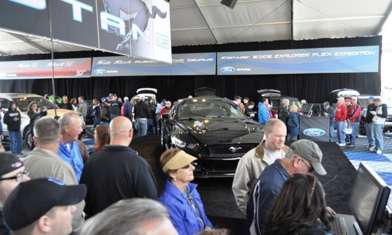 Mustang 50th Anniversary - Stragglers Gallery Shows 150 Great Photos of Your Dream Mustangs 63