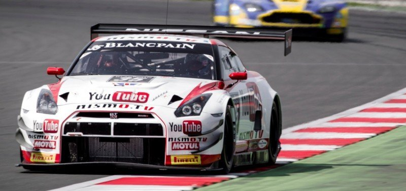 Nissan GT-R GT3 COnfirmed for 2014 Nurbugring 24H Race in June 23