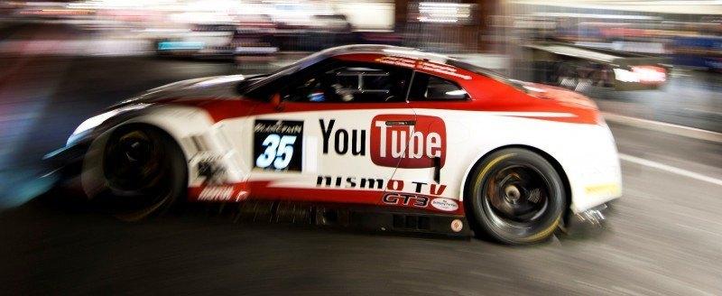 Nissan GT-R GT3 COnfirmed for 2014 Nurbugring 24H Race in June 29