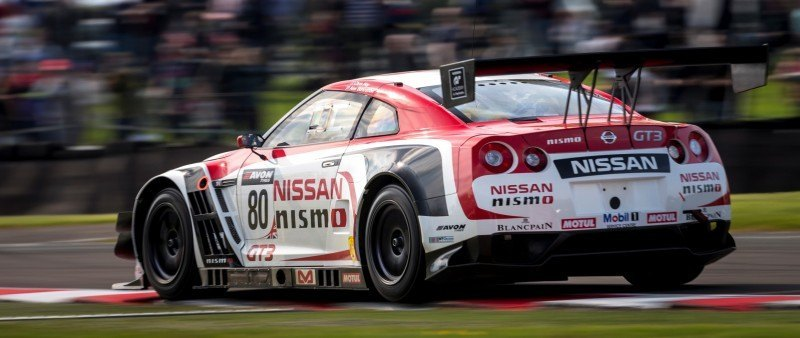 Nissan GT-R GT3 COnfirmed for 2014 Nurbugring 24H Race in June 6