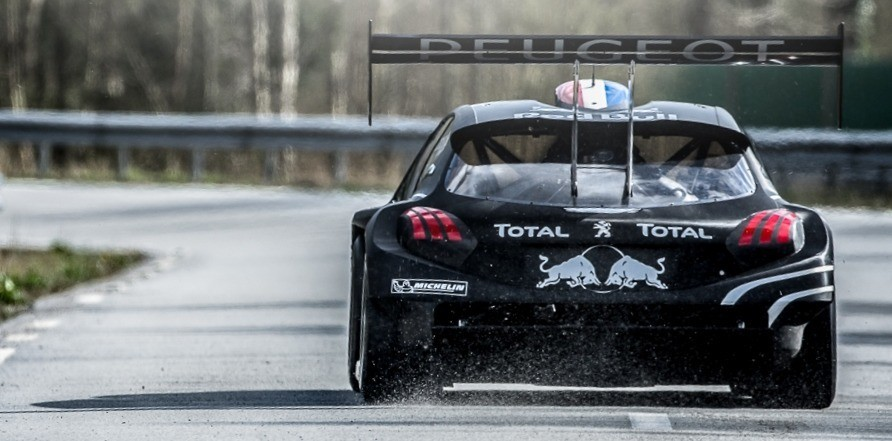 Peugeot 208 T16 and 205 T16 Group B 27