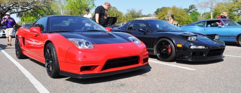 The NSX Effect -- Own One, And You Will Never Sell It -- Black NSX Series I and Red NSX-R Series II 19