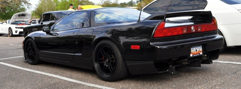 The NSX Effect -- Own One, And You Will Never Sell It -- Black NSX Series I and Red NSX-R Series II 8