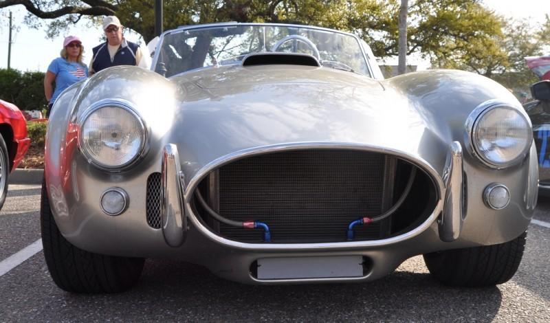 VIDEOS - Charleston Cars & Coffee - 1967 Chevy Nova, Drag-Prepped Hudson and 2002 Superformance Cobra 19