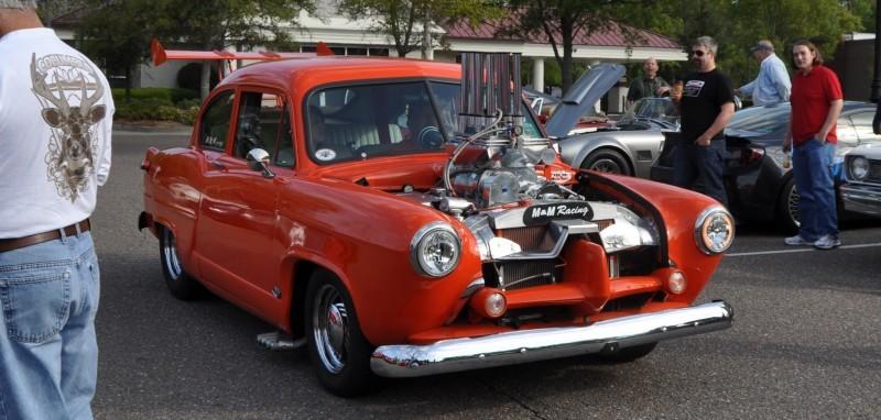 VIDEOS - Charleston Cars & Coffee - 1967 Chevy Nova, Drag-Prepped Hudson and 2002 Superformance Cobra 9