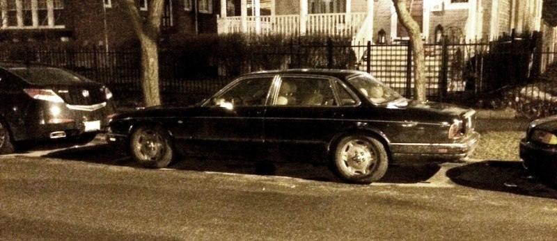old ass jag