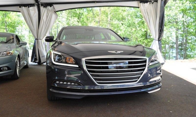 Car-Revs-Daily.com Snaps the 2015 Hyundai Genesis 5.0 V8 10