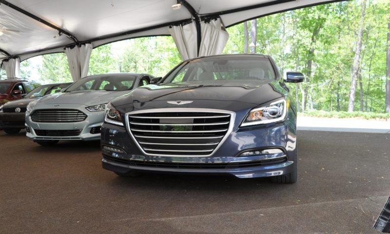 Car-Revs-Daily.com Snaps the 2015 Hyundai Genesis 5.0 V8 13