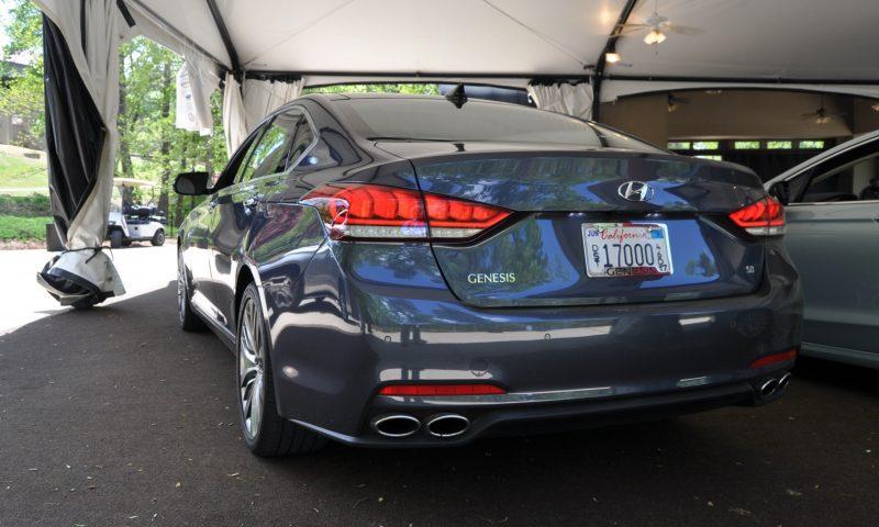 Car-Revs-Daily.com Snaps the 2015 Hyundai Genesis 5.0 V8 22