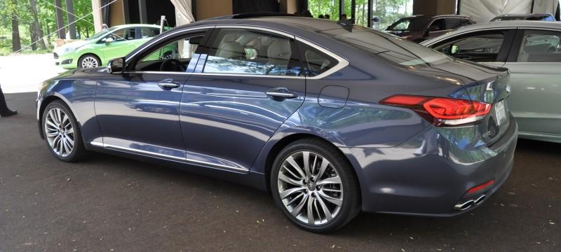 Car-Revs-Daily.com Snaps the 2015 Hyundai Genesis 5.0 V8 24