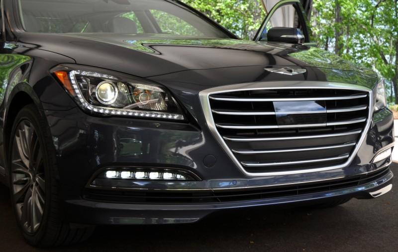 Car-Revs-Daily.com Snaps the 2015 Hyundai Genesis 5.0 V8 30