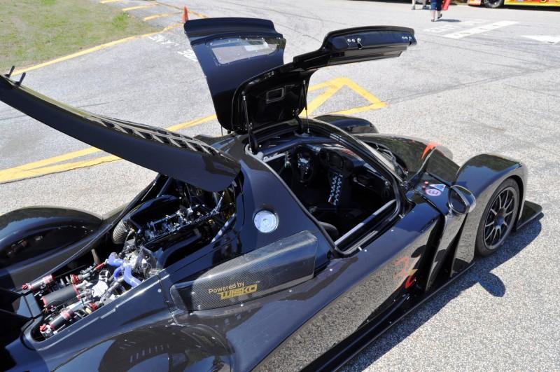 Car-Revs-Daily.com WISKO Racing 2014 Radical RXC 17