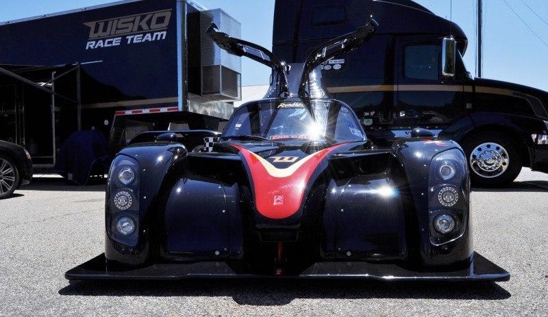 Car-Revs-Daily.com WISKO Racing 2014 Radical RXC 2