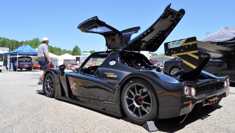 Car-Revs-Daily.com WISKO Racing 2014 Radical RXC 8