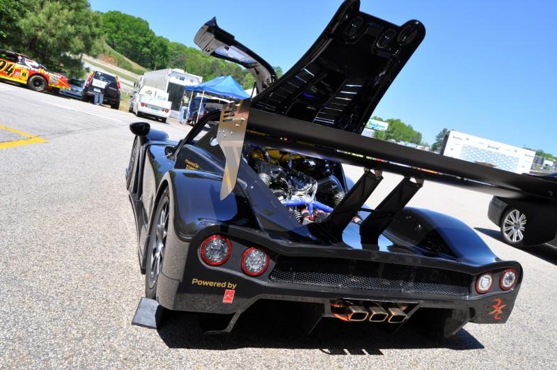 Car-Revs-Daily.com WISKO Racing 2014 Radical RXC 9