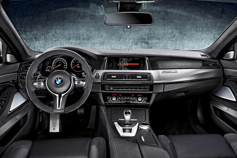 Gone in 3.7s - 30th Anniversary BMW M5 Adds 25 Horsepower, New Steering and New Active M Rear Diff 10