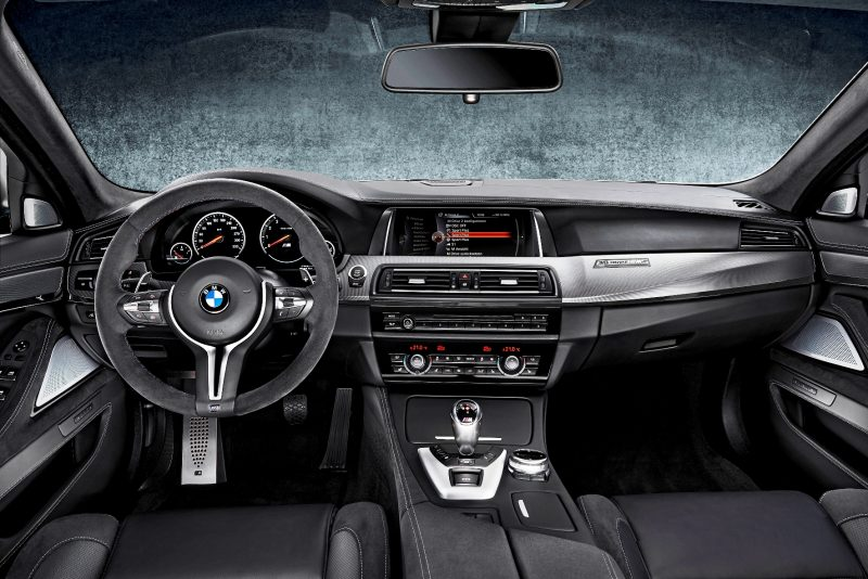 Gone in 3.7s - 30th Anniversary BMW M5 Adds 25 Horsepower, New Steering and New Active M Rear Diff 11