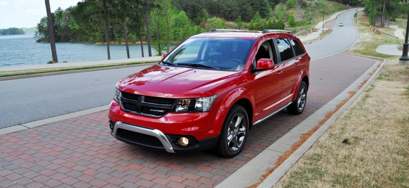 Road Test Review - 2014 Dodge Journey Crossroad - We Would Cross the Road to Avoid 31