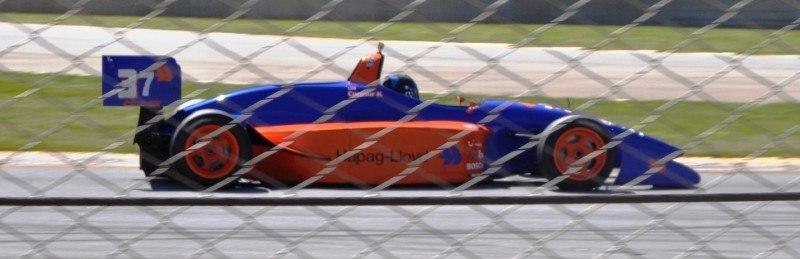 The Mitty 2014 at Road Atlanta - Modern Formula Racecars Group 103