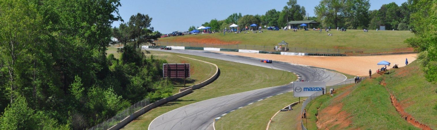 The Mitty 2014 at Road Atlanta - Modern Formula Racecars Group 16