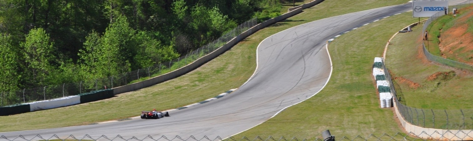 The Mitty 2014 at Road Atlanta - Modern Formula Racecars Group 4
