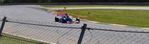 The Mitty 2014 at Road Atlanta - Modern Formula Racecars Group 45