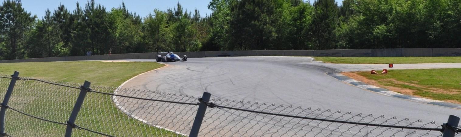 The Mitty 2014 at Road Atlanta - Modern Formula Racecars Group 49