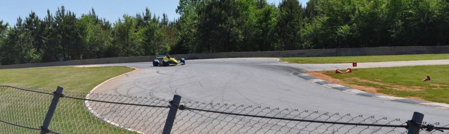 The Mitty 2014 at Road Atlanta - Modern Formula Racecars Group 54