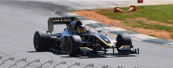 The Mitty 2014 at Road Atlanta - Modern Formula Racecars Group 66