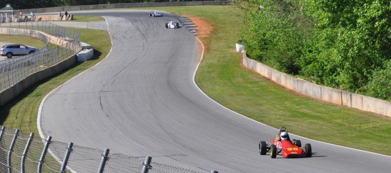The Mitty 2014 at Road Atlanta - Monoposto Formula and Classic - Group 4A and 4B 14