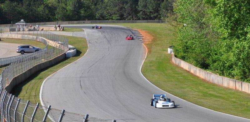 The Mitty 2014 at Road Atlanta - Monoposto Formula and Classic - Group 4A and 4B 2