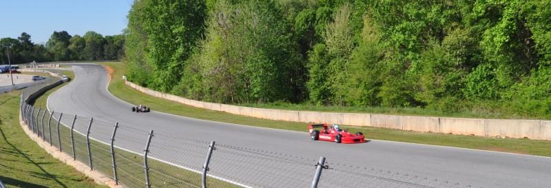 The Mitty 2014 at Road Atlanta - Monoposto Formula and Classic - Group 4A and 4B 30