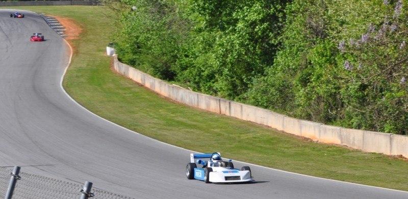 The Mitty 2014 at Road Atlanta - Monoposto Formula and Classic - Group 4A and 4B 4