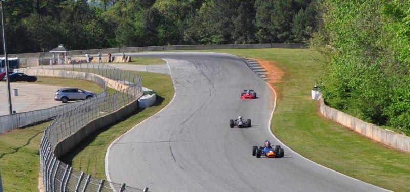 The Mitty 2014 at Road Atlanta - Monoposto Formula and Classic - Group 4A and 4B 40