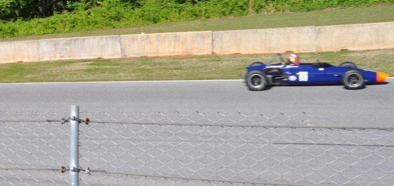 The Mitty 2014 at Road Atlanta - Monoposto Formula and Classic - Group 4A and 4B 42