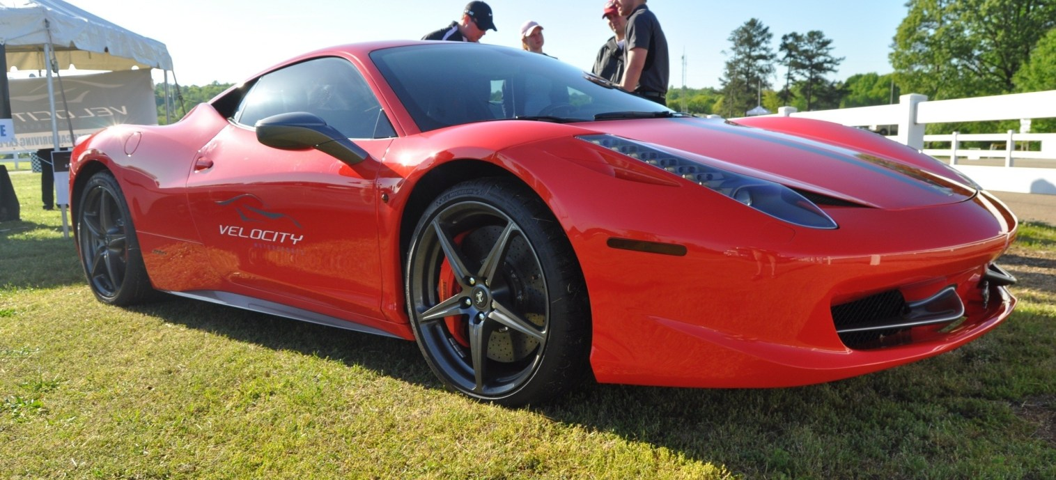 Velocity Motorsports Experience Shows Impressive Fleet - And Pricing from $300 4