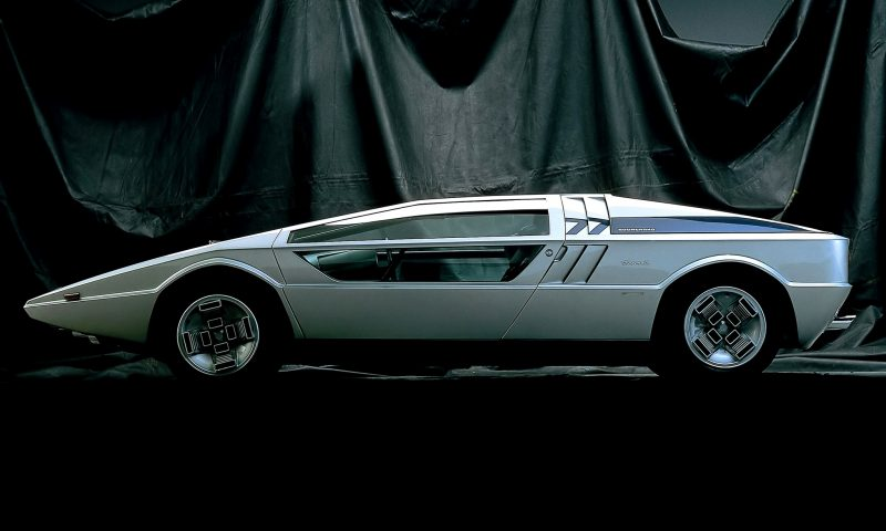 1972 Maserati Boomerang 14