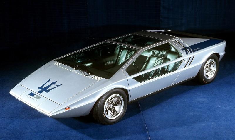 1972 Maserati Boomerang 16