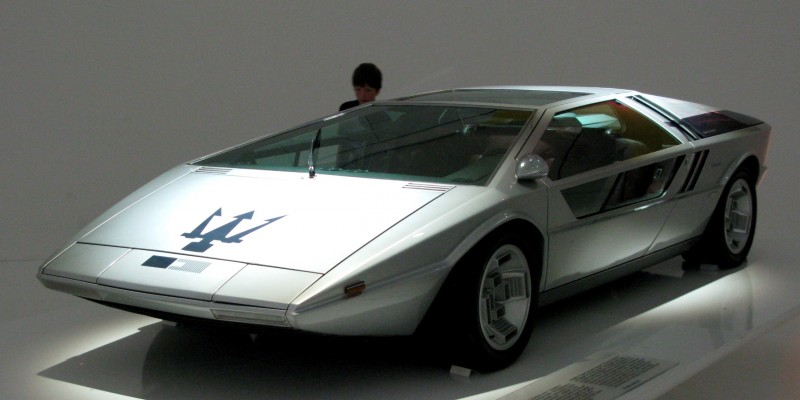 1972 Maserati Boomerang 29