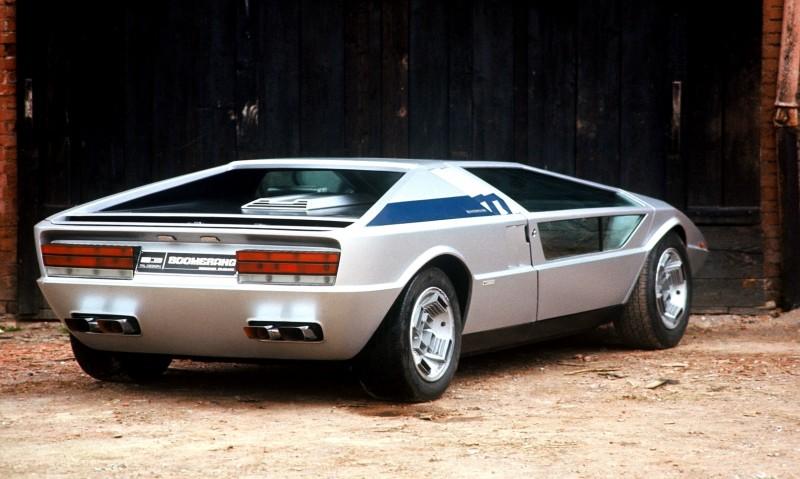 1972 Maserati Boomerang 5