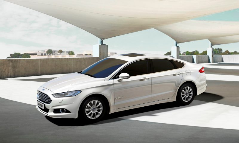 2015 Ford Mondeo 6