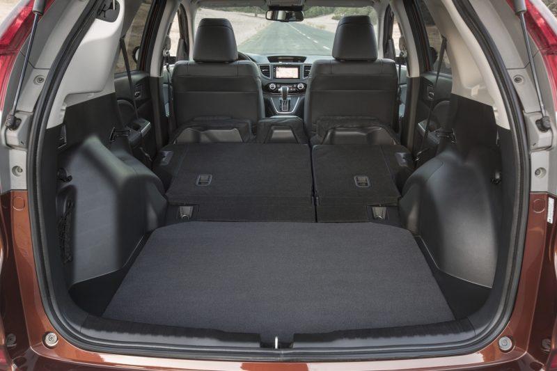 2015 Honda CR-V Revealed With More Torque, More Tech and New Touring Trim 5