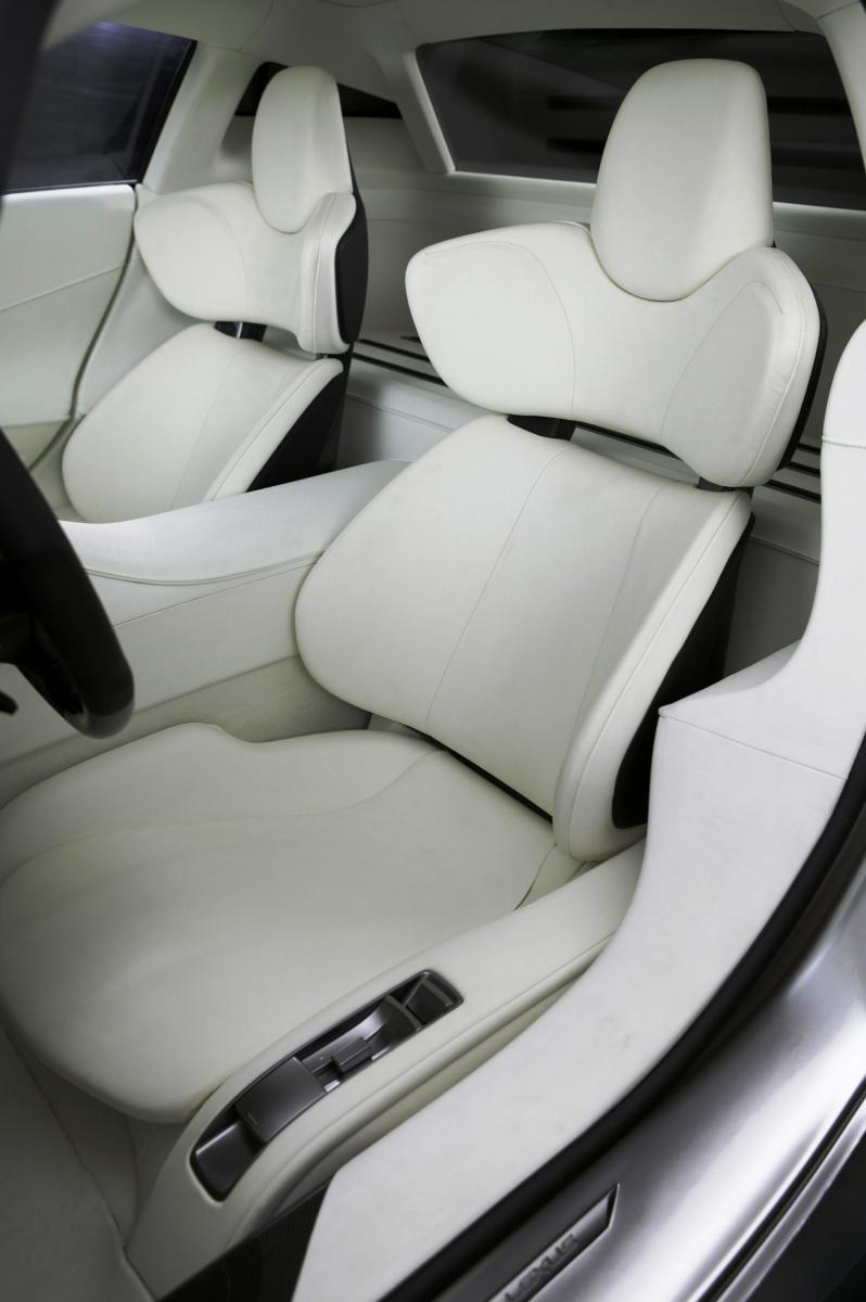2005 Lexus LFA Coupe 21