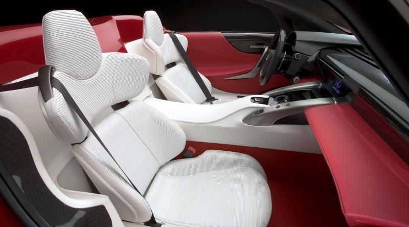 2007 Lexus LF-A Roadster 8