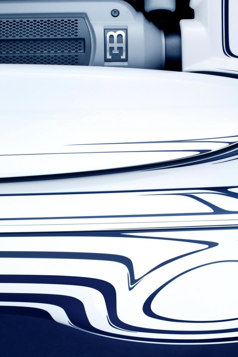 2011 Bugatti Veyron L'Or Blanc 28